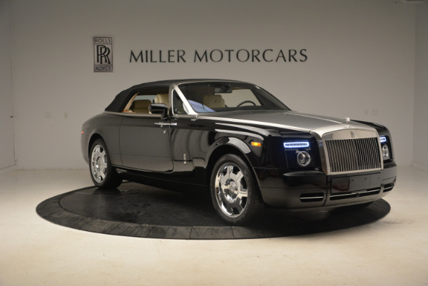 Used 2009 Rolls-Royce Phantom Drophead Coupe for sale Sold at Pagani of Greenwich in Greenwich CT 06830 23