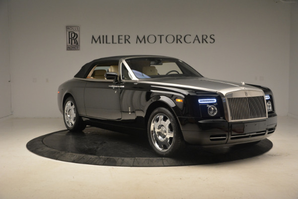 Used 2009 Rolls-Royce Phantom Drophead Coupe for sale Sold at Pagani of Greenwich in Greenwich CT 06830 24