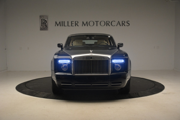 Used 2009 Rolls-Royce Phantom Drophead Coupe for sale Sold at Pagani of Greenwich in Greenwich CT 06830 25