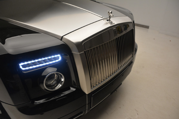 Used 2009 Rolls-Royce Phantom Drophead Coupe for sale Sold at Pagani of Greenwich in Greenwich CT 06830 27