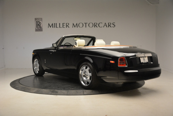 Used 2009 Rolls-Royce Phantom Drophead Coupe for sale Sold at Pagani of Greenwich in Greenwich CT 06830 5