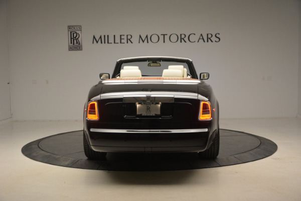 Used 2009 Rolls-Royce Phantom Drophead Coupe for sale Sold at Pagani of Greenwich in Greenwich CT 06830 6