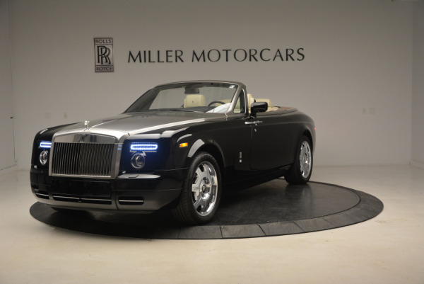 Used 2009 Rolls-Royce Phantom Drophead Coupe for sale Sold at Pagani of Greenwich in Greenwich CT 06830 1