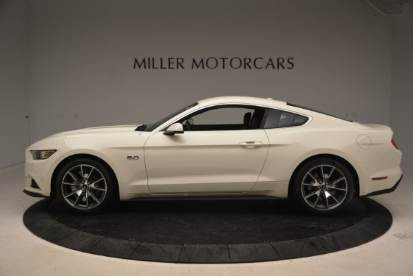 Used 2015 Ford Mustang GT 50 Years Limited Edition for sale Sold at Pagani of Greenwich in Greenwich CT 06830 3