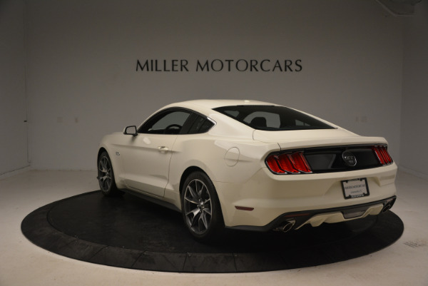 Used 2015 Ford Mustang GT 50 Years Limited Edition for sale Sold at Pagani of Greenwich in Greenwich CT 06830 5