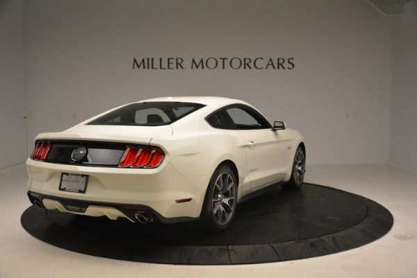 Used 2015 Ford Mustang GT 50 Years Limited Edition for sale Sold at Pagani of Greenwich in Greenwich CT 06830 7