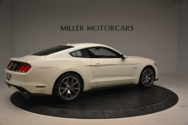 Used 2015 Ford Mustang GT 50 Years Limited Edition for sale Sold at Pagani of Greenwich in Greenwich CT 06830 8
