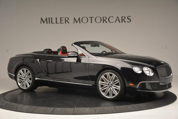 Used 2014 Bentley Continental GT Speed Convertible for sale Sold at Pagani of Greenwich in Greenwich CT 06830 10