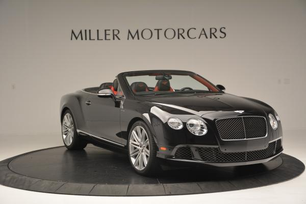 Used 2014 Bentley Continental GT Speed Convertible for sale Sold at Pagani of Greenwich in Greenwich CT 06830 11
