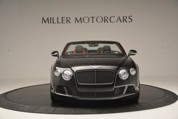 Used 2014 Bentley Continental GT Speed Convertible for sale Sold at Pagani of Greenwich in Greenwich CT 06830 12