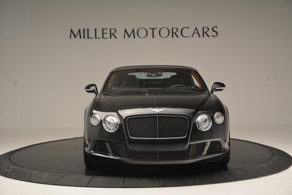 Used 2014 Bentley Continental GT Speed Convertible for sale Sold at Pagani of Greenwich in Greenwich CT 06830 13