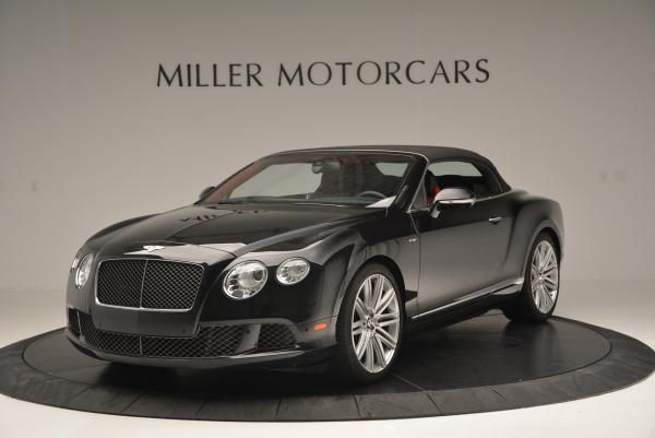 Used 2014 Bentley Continental GT Speed Convertible for sale Sold at Pagani of Greenwich in Greenwich CT 06830 14