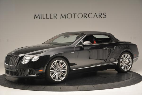 Used 2014 Bentley Continental GT Speed Convertible for sale Sold at Pagani of Greenwich in Greenwich CT 06830 15