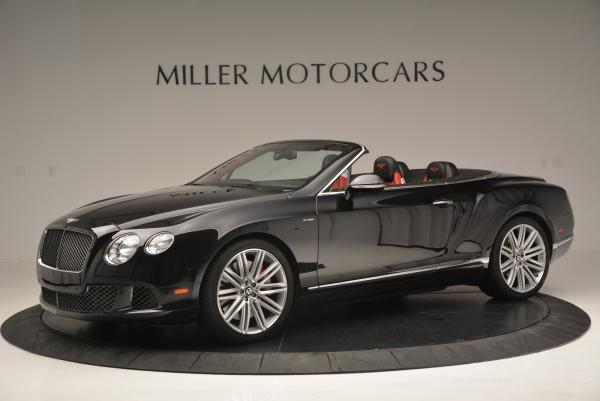 Used 2014 Bentley Continental GT Speed Convertible for sale Sold at Pagani of Greenwich in Greenwich CT 06830 2