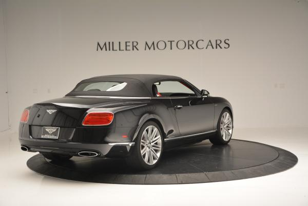 Used 2014 Bentley Continental GT Speed Convertible for sale Sold at Pagani of Greenwich in Greenwich CT 06830 20