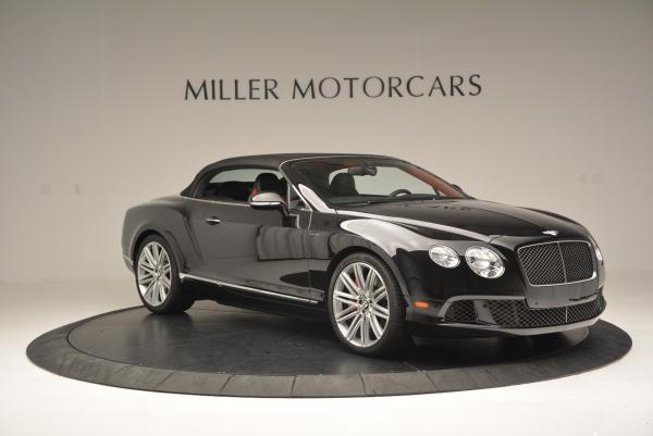 Used 2014 Bentley Continental GT Speed Convertible for sale Sold at Pagani of Greenwich in Greenwich CT 06830 23