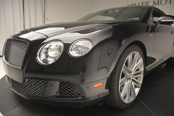 Used 2014 Bentley Continental GT Speed Convertible for sale Sold at Pagani of Greenwich in Greenwich CT 06830 26