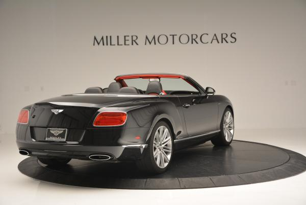 Used 2014 Bentley Continental GT Speed Convertible for sale Sold at Pagani of Greenwich in Greenwich CT 06830 7