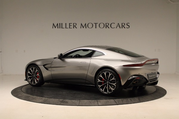 New 2019 Aston Martin Vantage for sale Sold at Pagani of Greenwich in Greenwich CT 06830 13