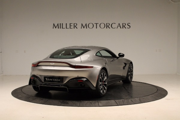 New 2019 Aston Martin Vantage for sale Sold at Pagani of Greenwich in Greenwich CT 06830 16
