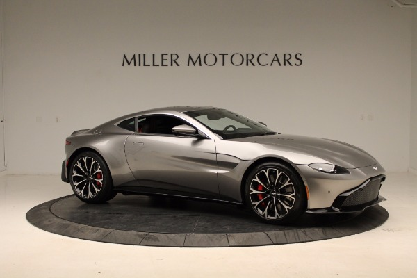 New 2019 Aston Martin Vantage for sale Sold at Pagani of Greenwich in Greenwich CT 06830 19