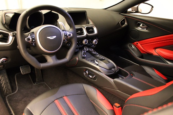 New 2019 Aston Martin Vantage for sale Sold at Pagani of Greenwich in Greenwich CT 06830 23