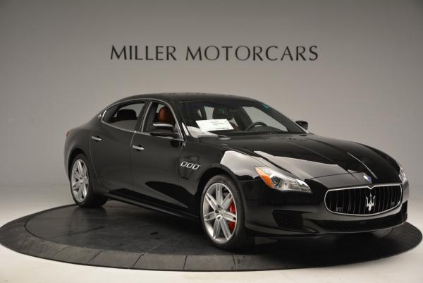 New 2016 Maserati Quattroporte S Q4 for sale Sold at Pagani of Greenwich in Greenwich CT 06830 11