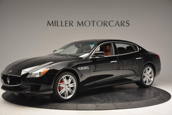New 2016 Maserati Quattroporte S Q4 for sale Sold at Pagani of Greenwich in Greenwich CT 06830 2