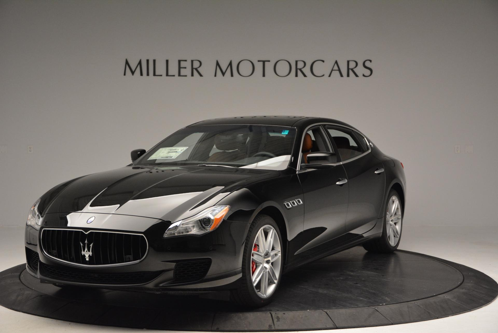 New 2016 Maserati Quattroporte S Q4 for sale Sold at Pagani of Greenwich in Greenwich CT 06830 1