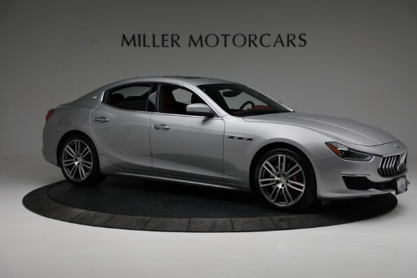 New 2018 Maserati Ghibli S Q4 GranLusso for sale Sold at Pagani of Greenwich in Greenwich CT 06830 10