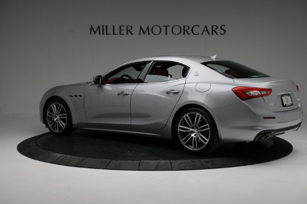 New 2018 Maserati Ghibli S Q4 GranLusso for sale Sold at Pagani of Greenwich in Greenwich CT 06830 4