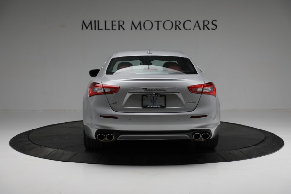 New 2018 Maserati Ghibli S Q4 GranLusso for sale Sold at Pagani of Greenwich in Greenwich CT 06830 6