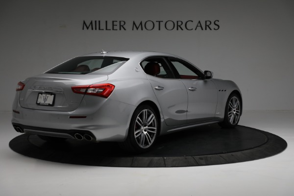 New 2018 Maserati Ghibli S Q4 GranLusso for sale Sold at Pagani of Greenwich in Greenwich CT 06830 7