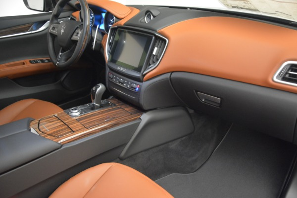 New 2018 Maserati Ghibli S Q4 for sale Sold at Pagani of Greenwich in Greenwich CT 06830 17