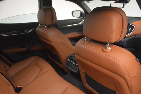 New 2018 Maserati Ghibli S Q4 for sale Sold at Pagani of Greenwich in Greenwich CT 06830 22