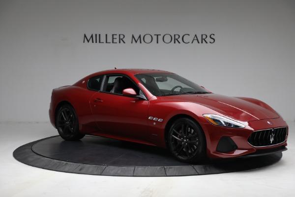 Used 2018 Maserati GranTurismo Sport for sale $94,900 at Pagani of Greenwich in Greenwich CT 06830 10