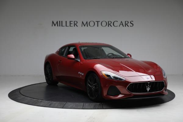 Used 2018 Maserati GranTurismo Sport for sale $94,900 at Pagani of Greenwich in Greenwich CT 06830 11