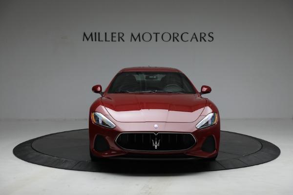 Used 2018 Maserati GranTurismo Sport for sale $94,900 at Pagani of Greenwich in Greenwich CT 06830 12