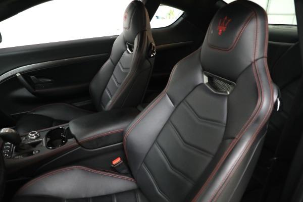 Used 2018 Maserati GranTurismo Sport for sale $94,900 at Pagani of Greenwich in Greenwich CT 06830 15