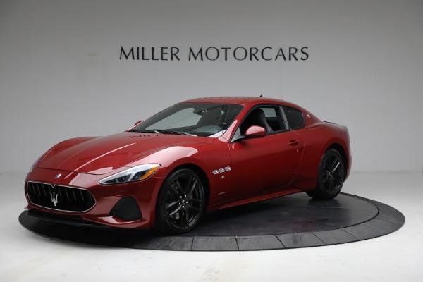 Used 2018 Maserati GranTurismo Sport for sale $94,900 at Pagani of Greenwich in Greenwich CT 06830 2