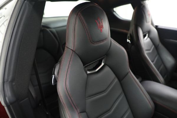 Used 2018 Maserati GranTurismo Sport for sale $94,900 at Pagani of Greenwich in Greenwich CT 06830 20