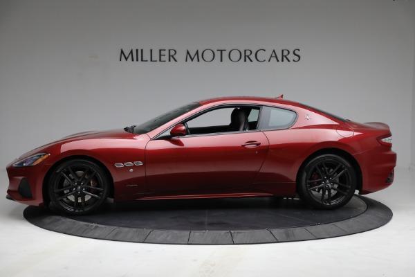 Used 2018 Maserati GranTurismo Sport for sale $94,900 at Pagani of Greenwich in Greenwich CT 06830 3