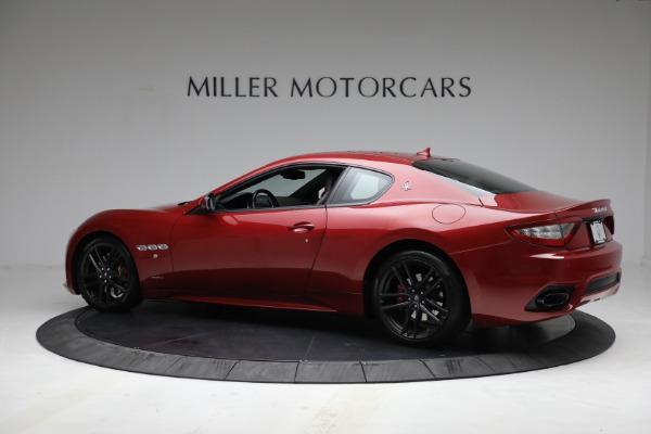 Used 2018 Maserati GranTurismo Sport for sale $94,900 at Pagani of Greenwich in Greenwich CT 06830 4