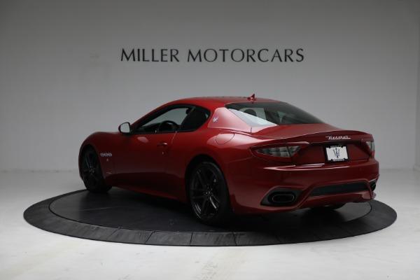 Used 2018 Maserati GranTurismo Sport for sale $94,900 at Pagani of Greenwich in Greenwich CT 06830 5