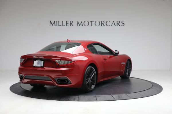 Used 2018 Maserati GranTurismo Sport for sale $94,900 at Pagani of Greenwich in Greenwich CT 06830 7