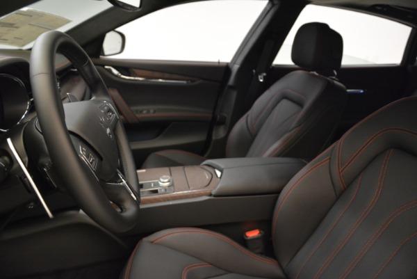 Used 2018 Maserati Quattroporte S Q4 GranLusso for sale Sold at Pagani of Greenwich in Greenwich CT 06830 13