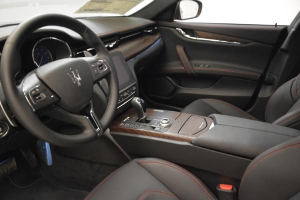 New 2018 Maserati Quattroporte S Q4 GranLusso for sale Sold at Pagani of Greenwich in Greenwich CT 06830 15