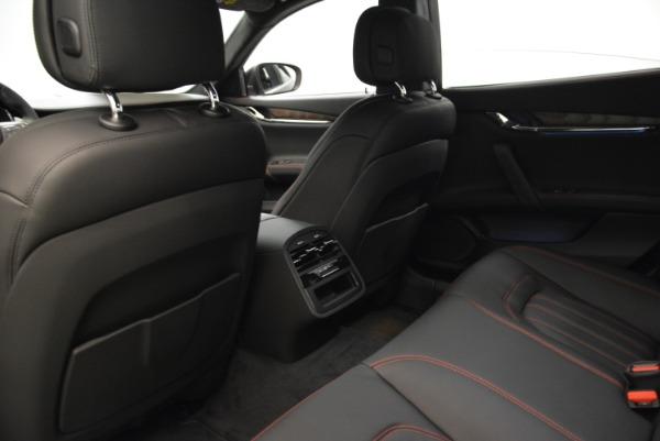 Used 2018 Maserati Quattroporte S Q4 GranLusso for sale Sold at Pagani of Greenwich in Greenwich CT 06830 19