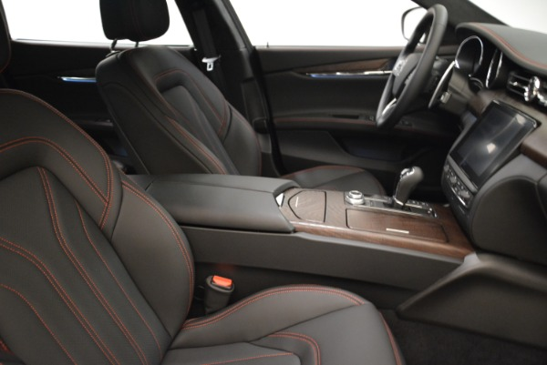 Used 2018 Maserati Quattroporte S Q4 GranLusso for sale Sold at Pagani of Greenwich in Greenwich CT 06830 21