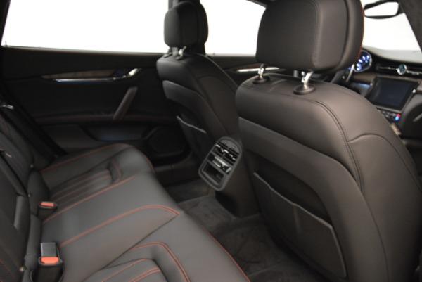 Used 2018 Maserati Quattroporte S Q4 GranLusso for sale Sold at Pagani of Greenwich in Greenwich CT 06830 23